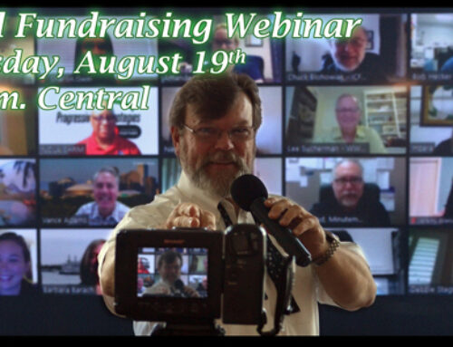 Virtual Fundraising – Webinars and more