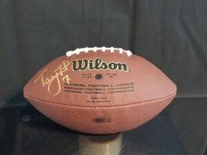 NFL Football Taysom Hill Signed